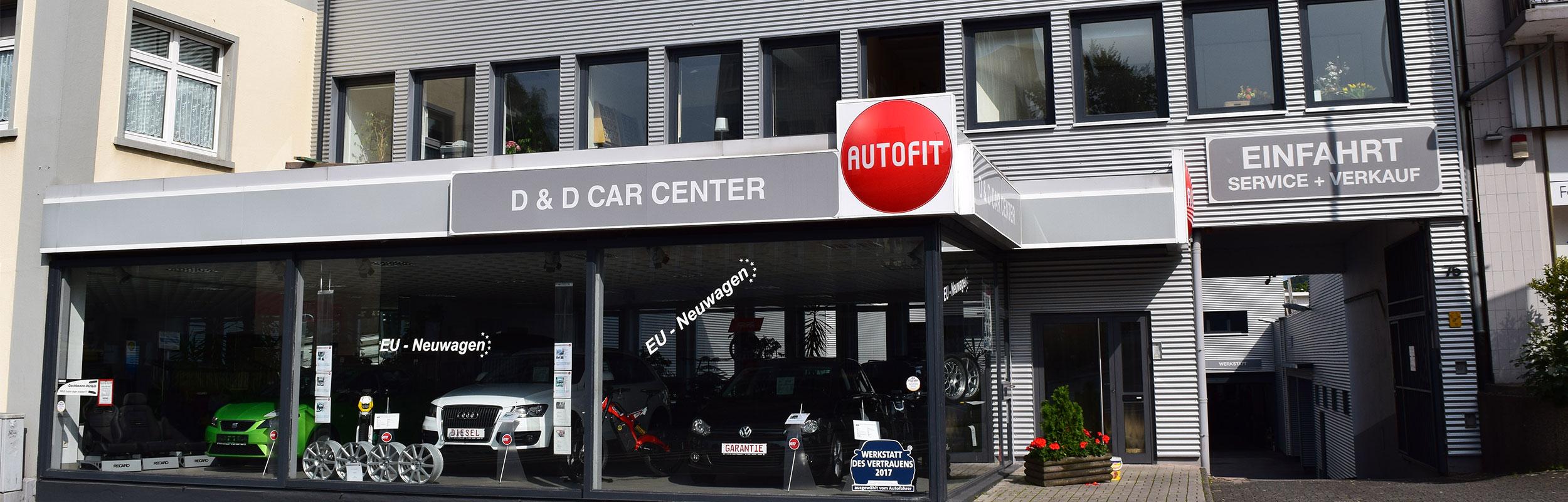 D D Car Center Werkstatt In Wuppertal Ihr Kfz Partner Für Auto